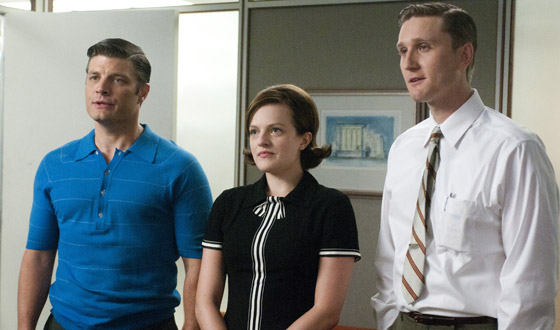 Photos &#8211; Sneak Peek of <em>Mad Men</em> Season 5