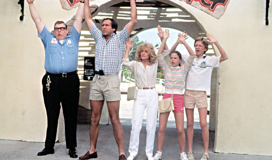 Top Ten Reasons We Can't Get Enough National Lampoon's Vacation