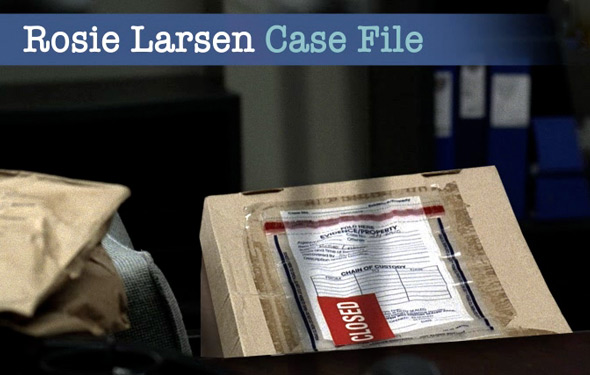 NEW – Rosie Larsen's Interactive Case File Lets Online Fans Join the Season 2 Investigation