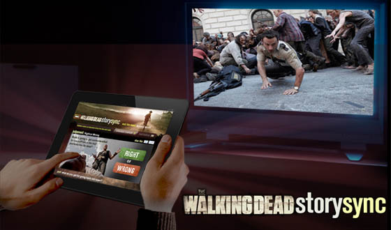 Last Chance to Experience <em>The Walking Dead</em> Story Sync Live This Sunday at 9/8c