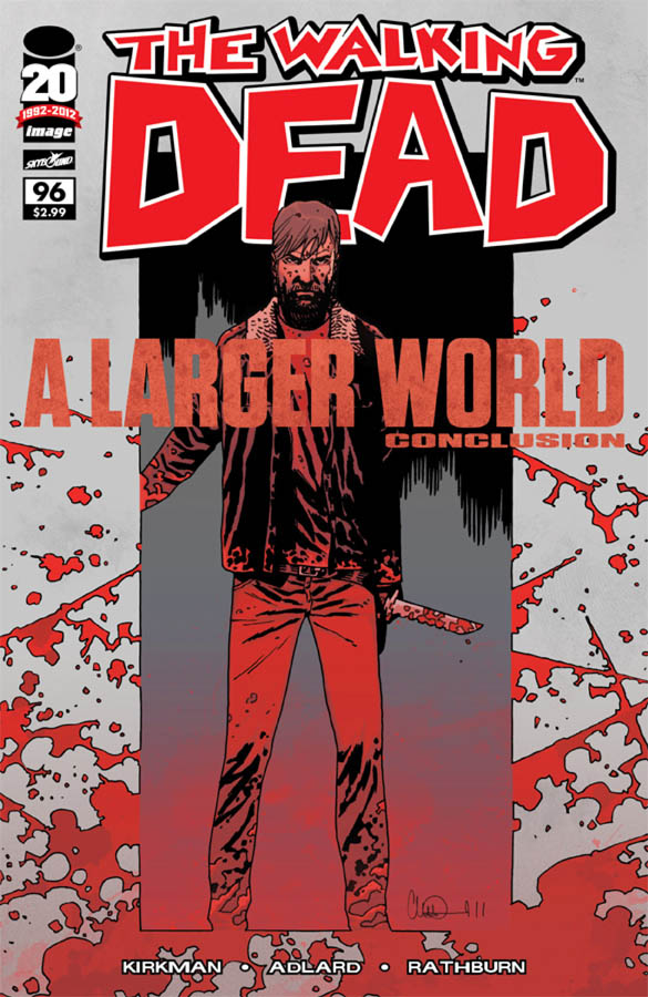 Issue 96 - The Walking Dead - Sneak Peek 1 - Issue 96 - The Walking Dead - Sneak Peek