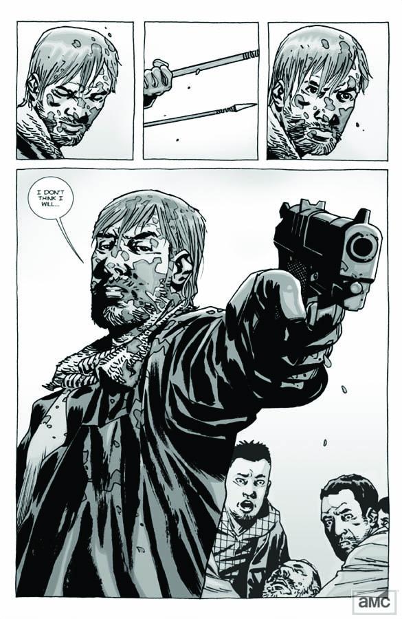 Issue 96 - The Walking Dead - Sneak Peek 3 - Issue 96 - The Walking Dead - Sneak Peek