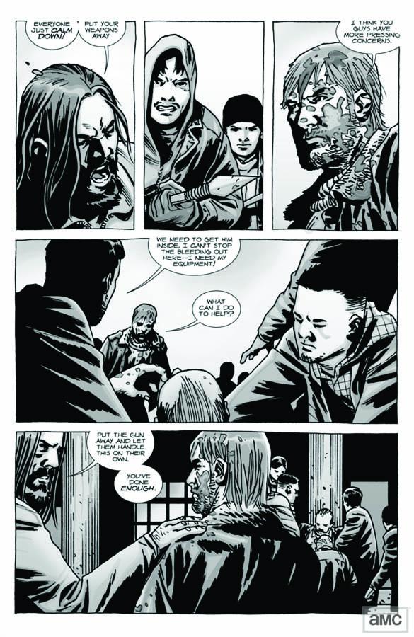 Issue 96 - The Walking Dead - Sneak Peek 4 - Issue 96 - The Walking Dead - Sneak Peek