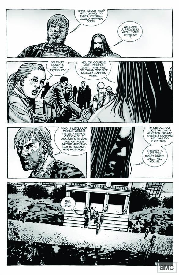 Issue 96 - The Walking Dead - Sneak Peek 5 - Issue 96 - The Walking Dead - Sneak Peek