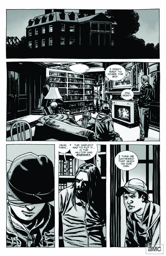 Issue 96 - The Walking Dead - Sneak Peek 6 - Issue 96 - The Walking Dead - Sneak Peek