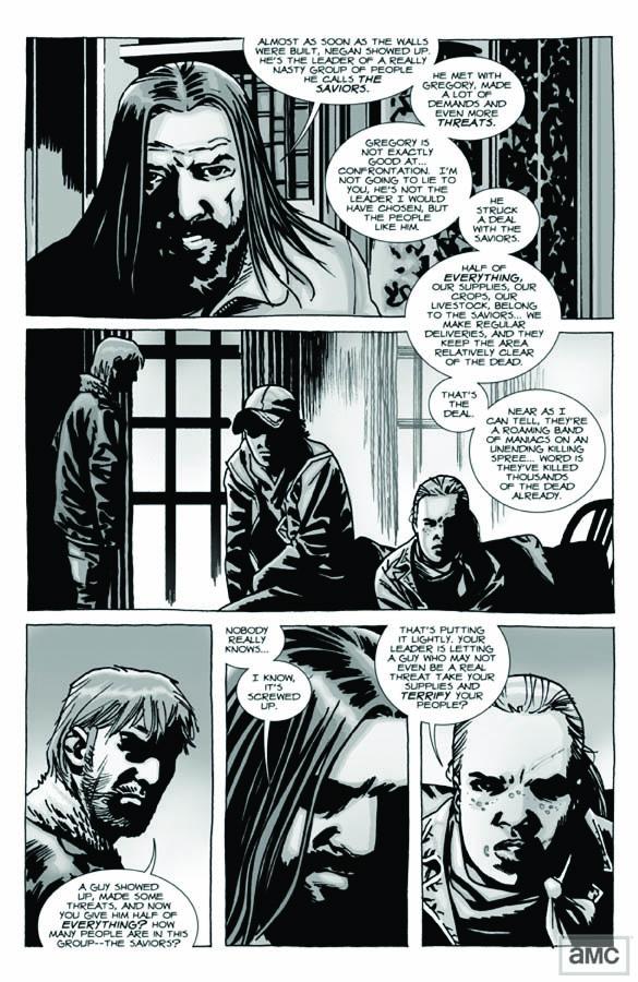 Issue 96 - The Walking Dead - Sneak Peek 7 - Issue 96 - The Walking Dead - Sneak Peek