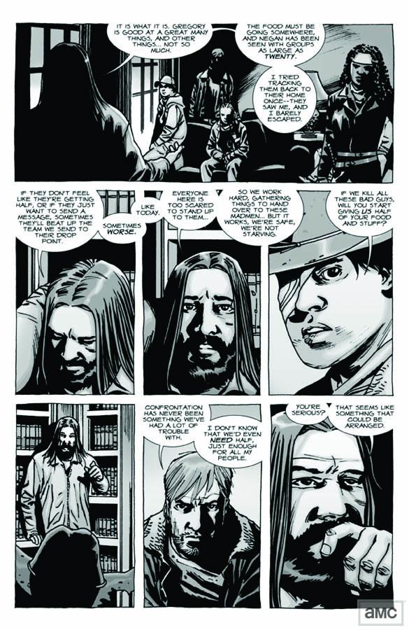 Issue 96 - The Walking Dead - Sneak Peek 8 - Issue 96 - The Walking Dead - Sneak Peek