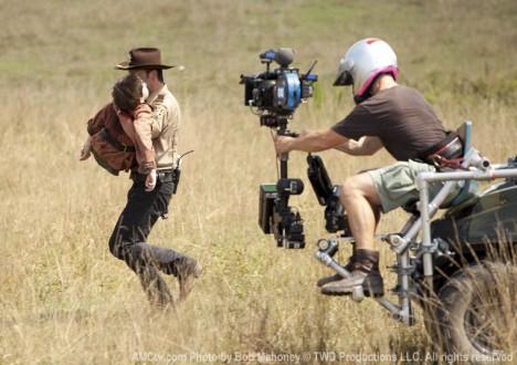 The Walking Dead Season 2 Behind the Scenes Photos 4 - The Walking Dead Season 2 Behind the Scenes Photos
