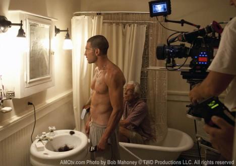 The Walking Dead Season 2 Behind the Scenes Photos 7 - The Walking Dead Season 2 Behind the Scenes Photos