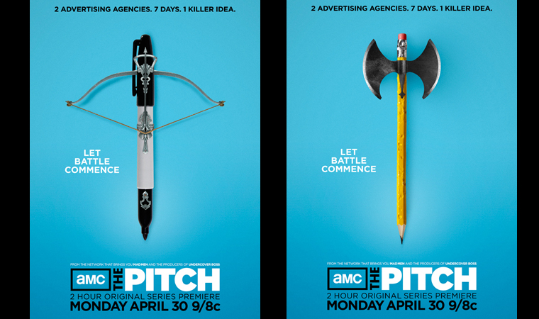 The Pitch Key Art Gallery 3 - Choose Your Weapon