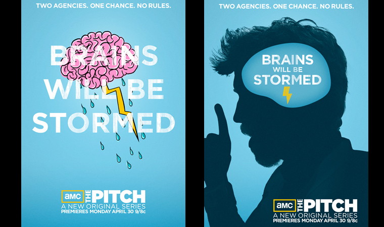 The Pitch Key Art Gallery 4 - Brains Will Be Stormed