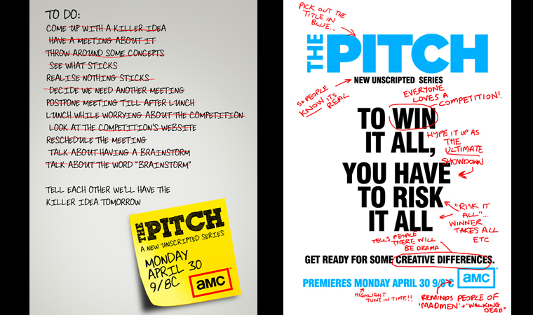 The Pitch Key Art Gallery 5 - Back to the Drawing Board