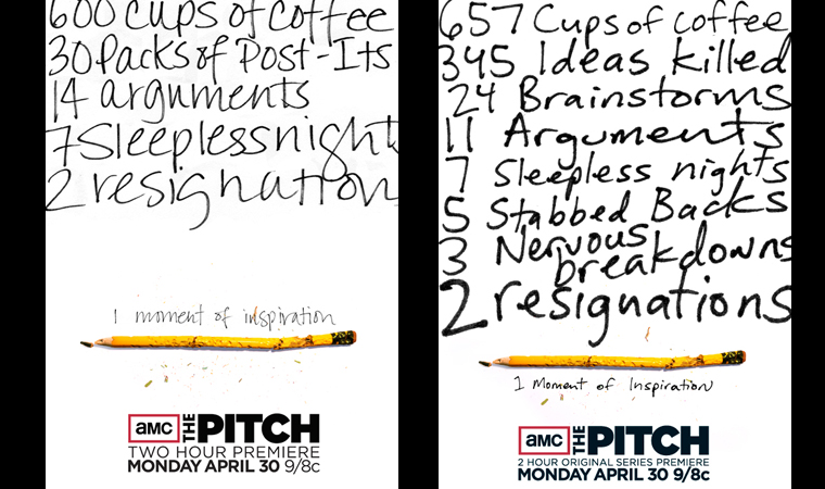 The Pitch Key Art Gallery 6 - One Moment of Inspiration
