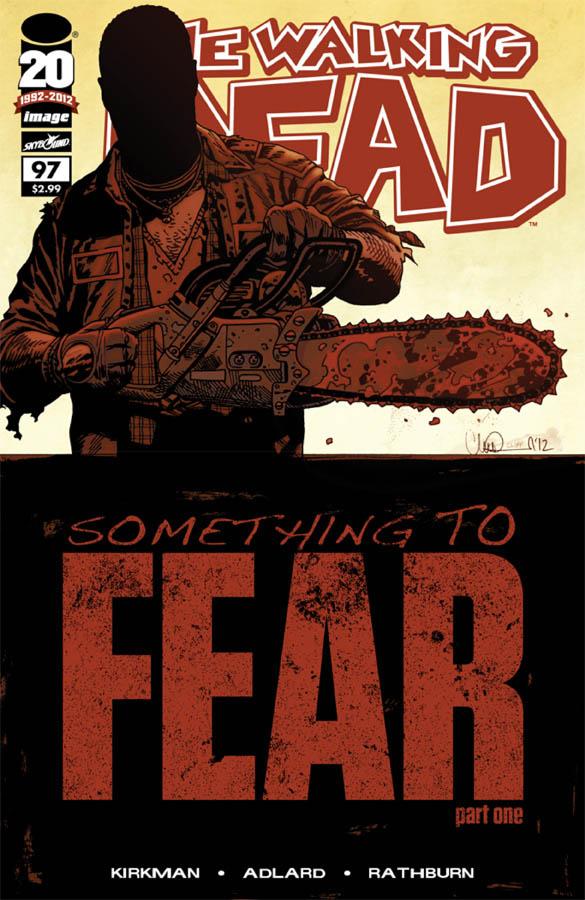 Issue 97 - The Walking Dead - Sneak Peek 1 - Issue 97 - The Walking Dead - Sneak Peek