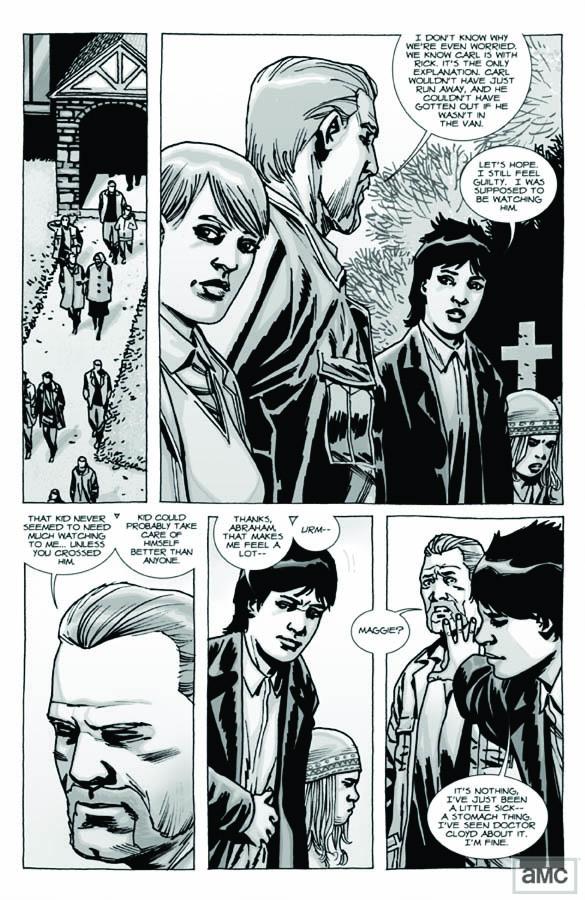 Issue 97 - The Walking Dead - Sneak Peek 3 - Issue 97 - The Walking Dead - Sneak Peek