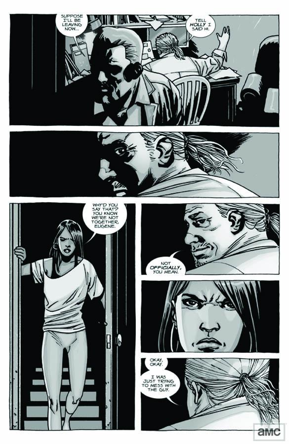 The Walking Dead Comic Sneak Peek