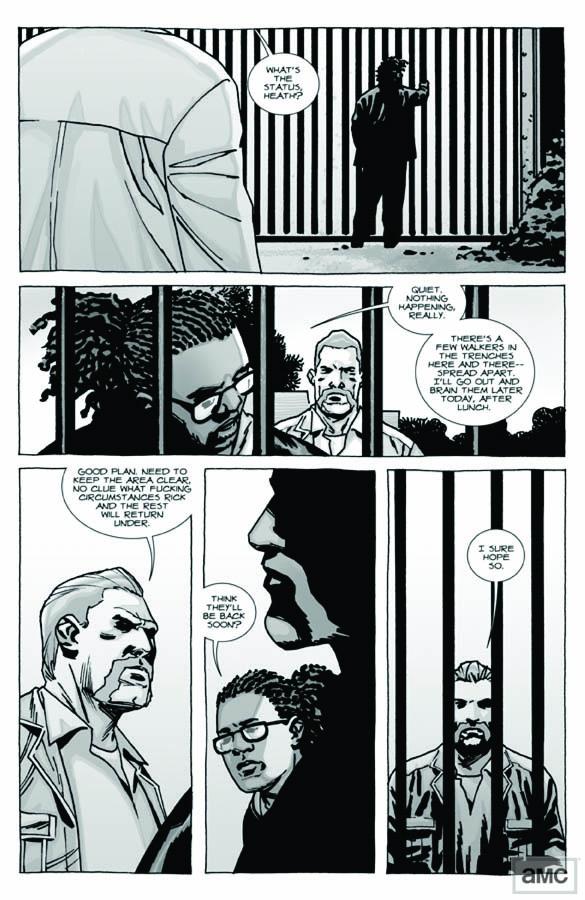 Issue 97 - The Walking Dead - Sneak Peek 6 - Issue 97 - The Walking Dead - Sneak Peek