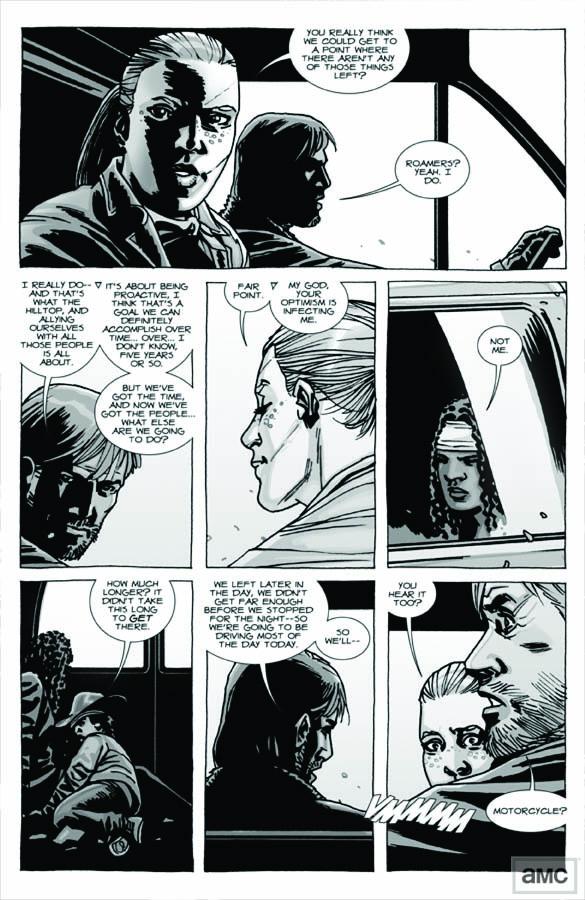 Issue 97 - The Walking Dead - Sneak Peek 8 - Issue 97 - The Walking Dead - Sneak Peek