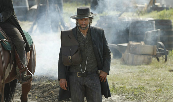 <em>Hell on Wheels</em> Season 2 to Premiere Sun., Aug. 12 at 9/8c
