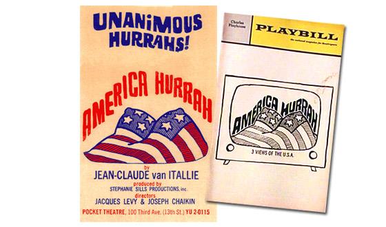 1960s Handbook &#8211; <em>America Hurrah</em>