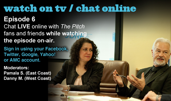 Chat Online About <em>The Pitch</em> Episode 6 This Sunday Night
