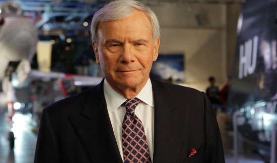 Tom Brokaw Hosts AMC's Memorial Day War Heroes Weekend