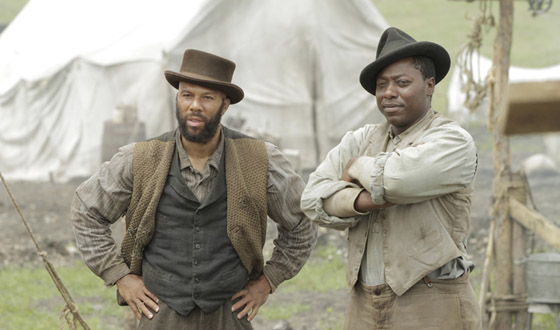 <em>Hell on Wheels</em> on <em>Complex</em>&#8216;s &#8216;Most Anticipated&#8217; TV List; Common Opens Up to <em>Men&#8217;s Fitness</em>