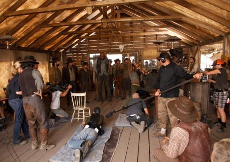 Hell on Wheels Season 1 Behind the Scenes Photos  16 - Hell on Wheels Season 1 Behind the Scenes Photos