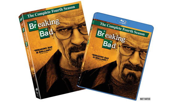 <em>Breaking Bad</em> &#8211; The Complete Fourth Season Arrives on DVD and Blu-Ray June 5