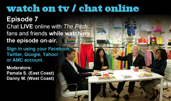 Chat Online About <em>The Pitch</em> Episode 7 This Sunday Night