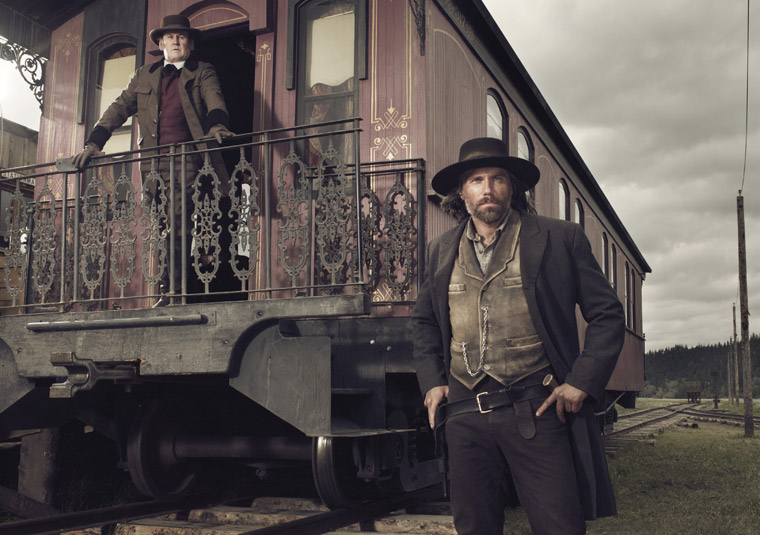 Hell on Wheels Season 2 Cast Photos 6 - Hell on Wheels Season 2 Cast Photos