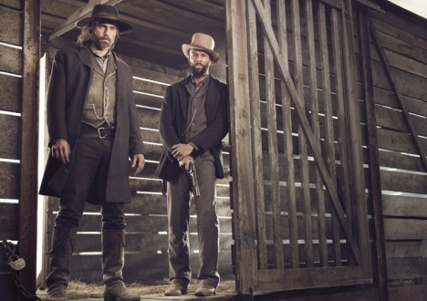 Hell on Wheels Season 2 Cast Photos 2 - Hell on Wheels Season 2 Cast Photos