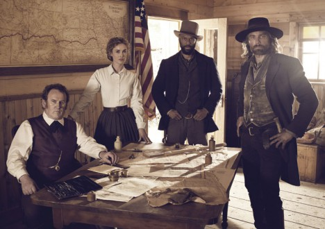 Hell on Wheels Season 2 Cast Photos 1 - Hell on Wheels Season 2 Cast Photos