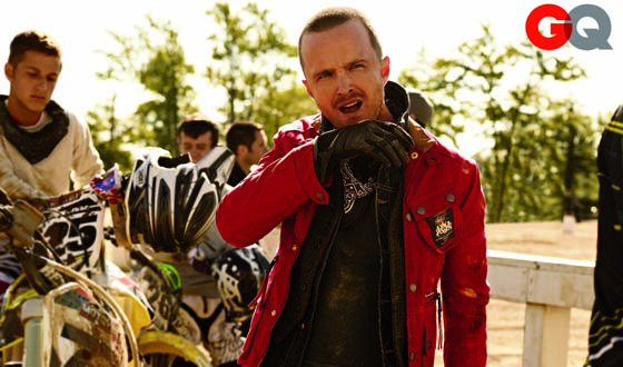 <em>Breaking Bad</em> Tops <em>EW</em> &#8216;Must List&#8217;; <em>GQ</em> Profiles Aaron Paul