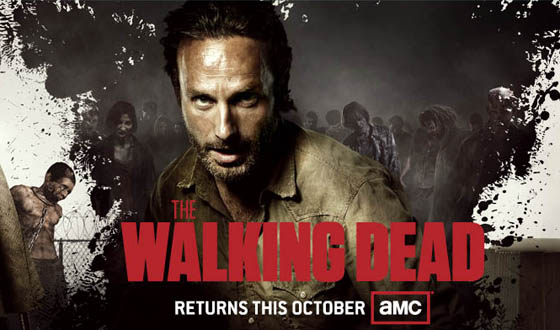 <em>The Walking Dead</em> 2012 Comic-Con Banner Revealed