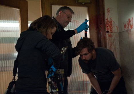 The Killing - Season 2 Behind the Scenes Photos 2 - The Killing Season 2 Behind the Scenes Photos