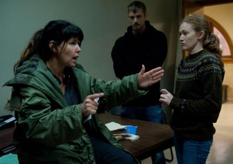 The Killing - Season 2 Behind the Scenes Photos 17 - The Killing Season 2 Behind the Scenes Photos