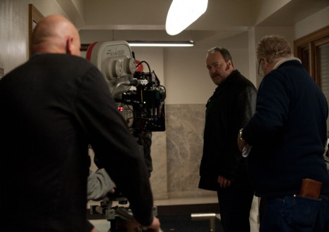 The Killing - Season 2 Behind the Scenes Photos 6 - The Killing Season 2 Behind the Scenes Photos