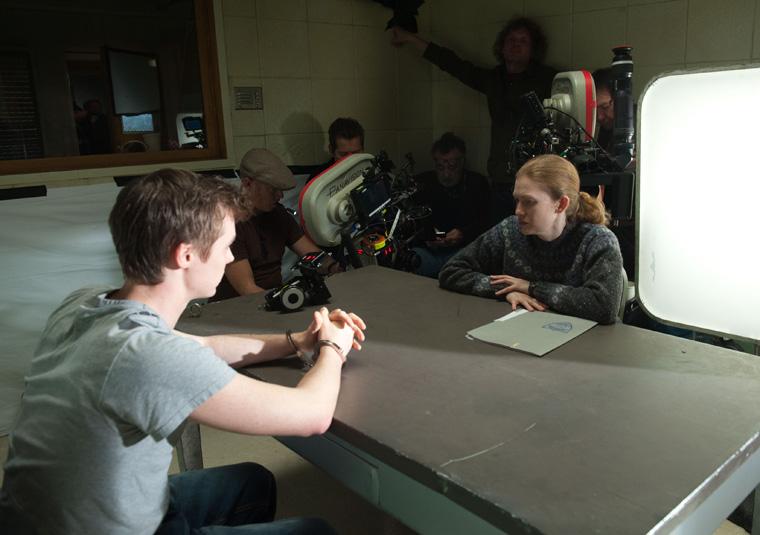 The Killing - Season 2 Behind the Scenes Photos 5 - The Killing Season 2 Behind the Scenes Photos