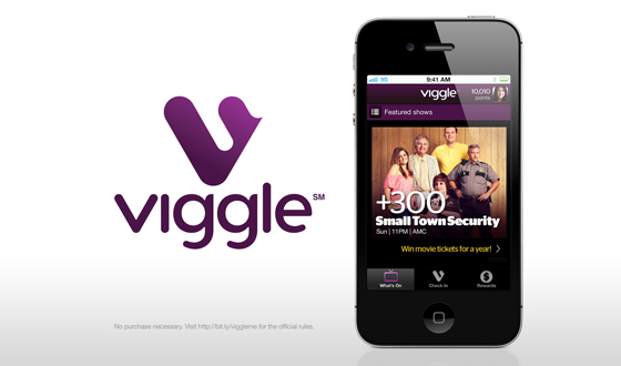 Check into <em>Small Town Security</em> on Viggle and You Could Win Movie Tickets for a Year