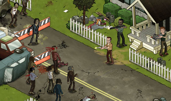 AMC Joins Forces With Rock You to Launch <em>The Walking Dead Social Game</em>