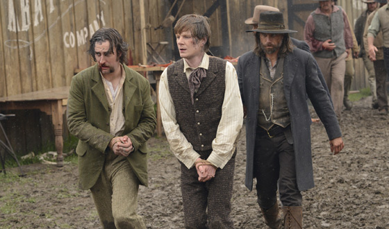 <em>ESPN</em> Podcast With Anson Mount; <em>Variety</em> on <em>Hell on Wheels</em>&#8216; Emmy-Nominated Theme