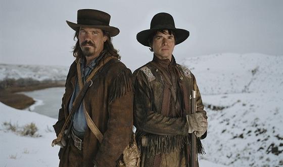 Photos of the Epic Miniseries <em>Into the West</em>