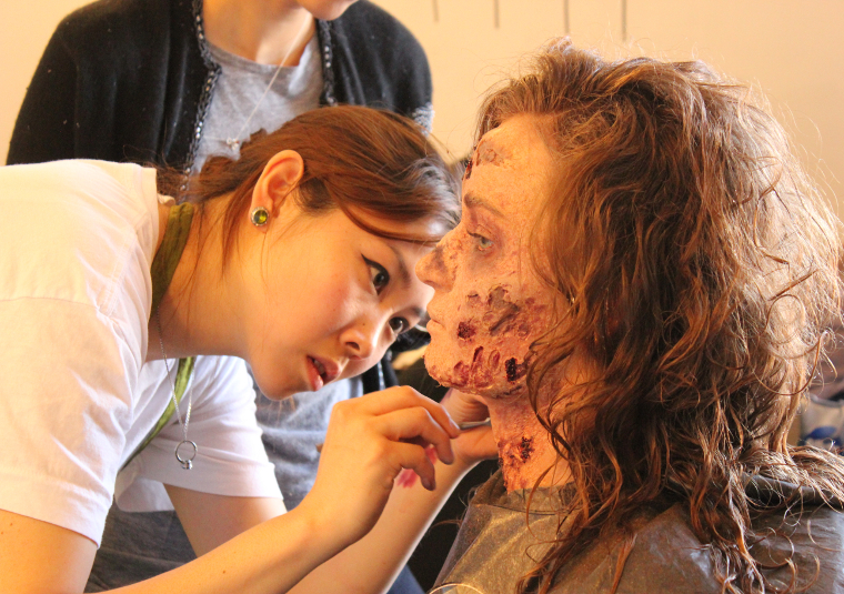 Zombie Experiment NYC - Behind the Scenes Photos 2 - Zombie Experiment NYC - Behind the Scenes Photos