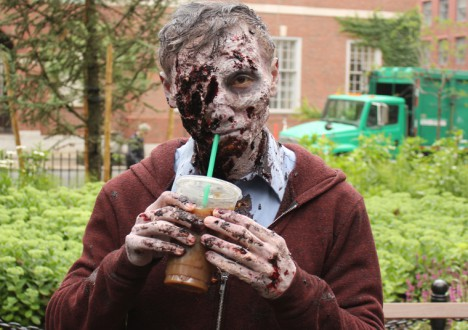 Zombie Experiment NYC - Behind the Scenes Photos 8 - Zombie Experiment NYC - Behind the Scenes Photos