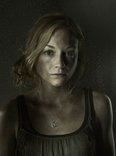 Beth Greene (Emily Kinney) of The Walking Dead