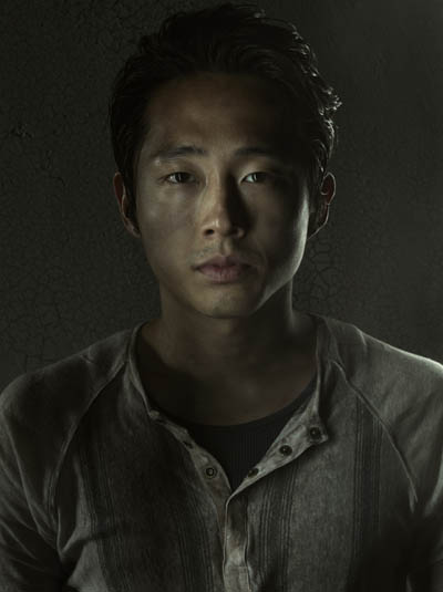 Glenn Rhee (Steven Yeun) of The Walking Dead