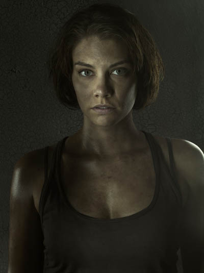 Maggie Greene (Lauren Cohan) of The Walking Dead