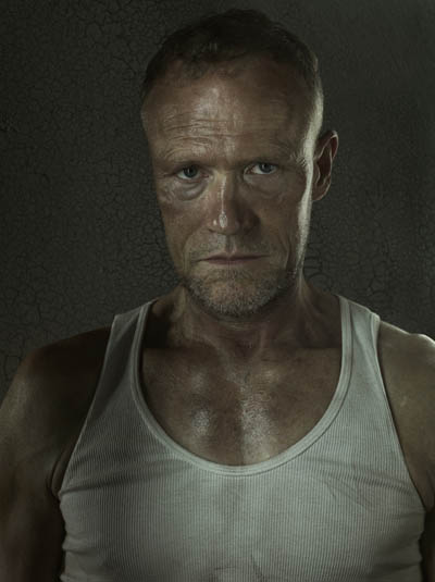 Merle Dixon (Michael Rooker) of The Walking Dead