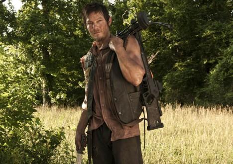Daryl Dixon (Norman Reedus) of The Walking Dead
